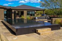Reflecting Pool Design Home Decor