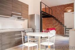 Renting Milan Sqm Designer Loft Garibaldi City