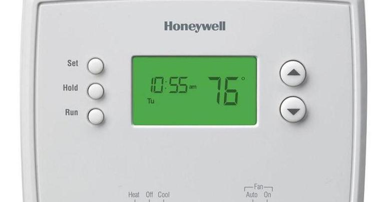 Replace Old Honeywell Thermostat Ehow