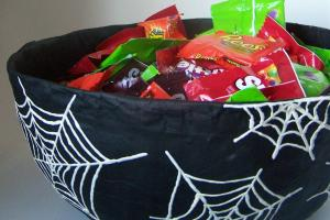 Repurpose Relove Diy Halloween Candy Bowl