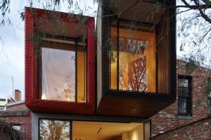 Resid Ncia Moor Street Andrew Maynard Architects