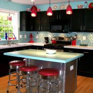 Retro Kitchen Cabinets Options Tips Ideas