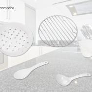 Robot Cocina Menus Litros Display Lcd Con Voz Bepro