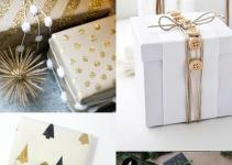 Roundup Stylish Budget Friendly Holiday Gift Wrap