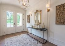Royalty Inspired Entryway Design Front Ideas