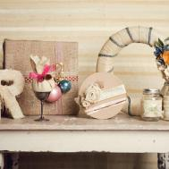 Ruche Homemade Holiday Spotlight Crafts Burlap