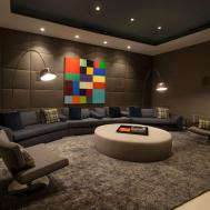 Rug Sofa Lighting Art Magnificent Modern Home