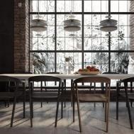 Ruslan Kovalchuk Designs Industrial Style Apartment Kiev