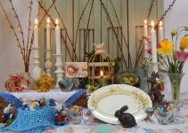 Rustic Easter Decorating Ideas Decor Vintage