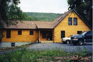 Rustic Energy Efficient Retirement Homes