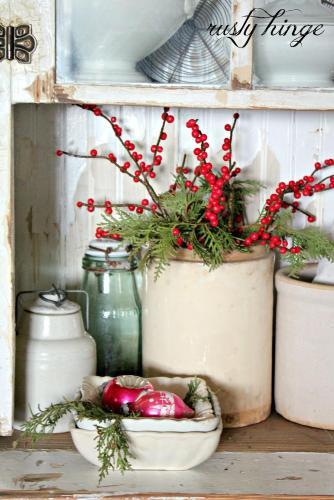 Rusty Hinge Wish Merry Christmas