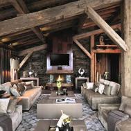 Sale Luxury Ski Chalet Ecrin Blanc Megeve Village