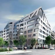 Sapphire Berlin Daniel Libeskind Architecture Lab