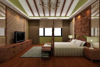 Sarang Interiors Modern Tropical Interior Design