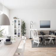 Scandinavian Style Apartment Daniella Witte