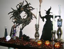 Scary Halloween Decorating Ideas Unique Kitchentoday