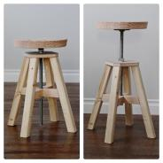 Scenic Beginner Bar Stools Ana Diy