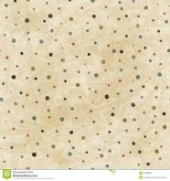 Seamless Vintage Dots Pattern Paper Texture Stock