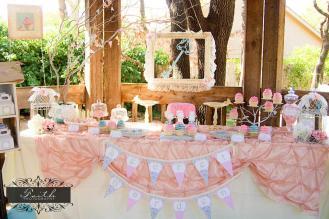 Secret Garden Party Girls Shabby Chic Lillianhopedesigns