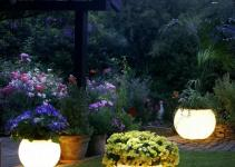 Setting Outdoor Garden Lights Magruderhouse