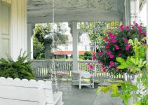 Shabby Chic Decorating Ideas Porches Gardens