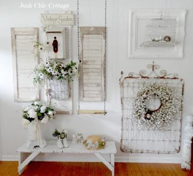 Shabby Chic Entryway Designs Your Home Interior God