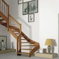 Shaped Self Supporting Wooden Cantilevered