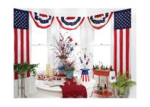 Shelley Decor More July 4th Decorations