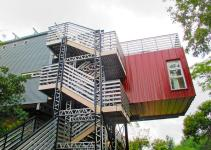 Shipping Container House Inhabitat Green Design