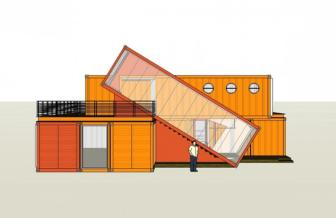 Shipping Container Office Plans House Design