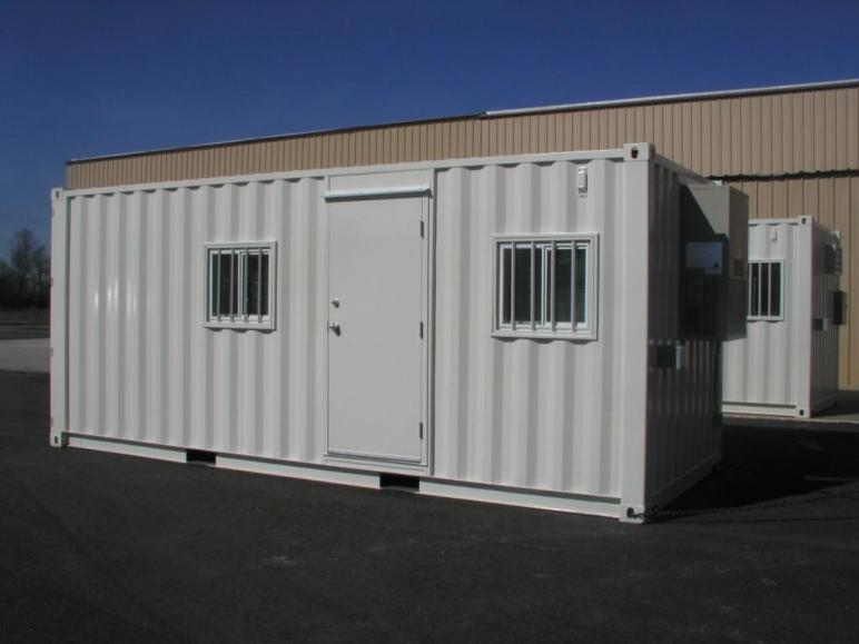 Shipping Containers Storage Rent Office