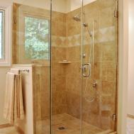 Shower Stalls Cheap Home Depot Enclosures Corner