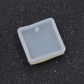 Silicone Mold Diy Jewelry Pendant Charm Making Mould