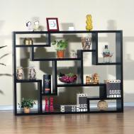 Simple Design Affordable Built Bookshelf Designs Large
