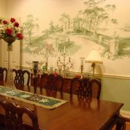 Simple Dining Room Wall Decorating Ideas Selection