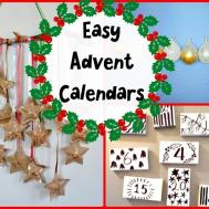 Simple Diy Advent Calendars Get Hyped