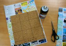 Simple Diy Stockholm Map Coasters Conversation