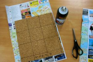 Simple Diy Stockholm Map Coasters Conversation