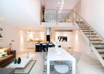 Simple Glamour North London Townhouse Lli Design
