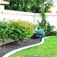 Simple Landscaping Designs Backyard Budget Yard