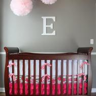 Simple Sage Designs Check Out Baby Girl Nursery