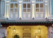 Singapore Renovated Home Converted Shophouse