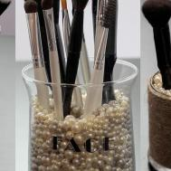 Skin Makeup Ideas Brush Holders Diy