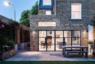 Slot House Architects Remodels London End
