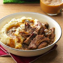 Slow Cooker Pot Roast Recipe Taste Home