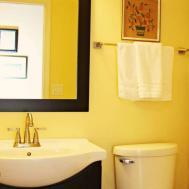Small Bathroom Colorful Tile Remodel Ideas Wall Decor