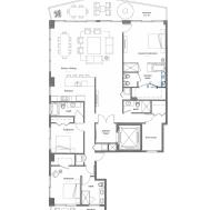 Small Bathroom Packs Rukle Icon Bay Floor Plan