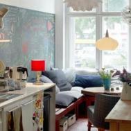 Small Cosy Bedroom Ideas Kitchen Corner Nook