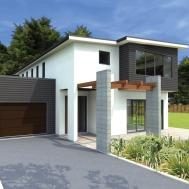 Small House Designs Melbourne Modern