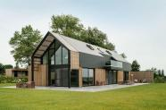Small Modern Barn House Plans Design